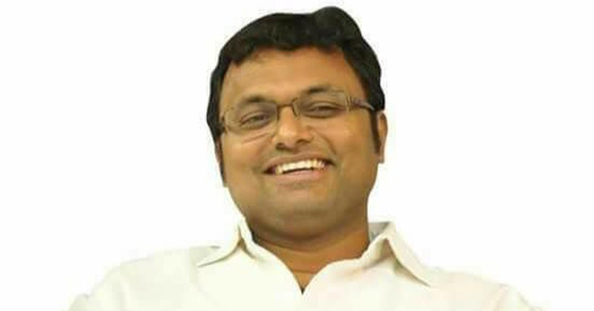 SC allows Congress MP Karti Chidambaram to travel abroad after depositing Rs 2 crore