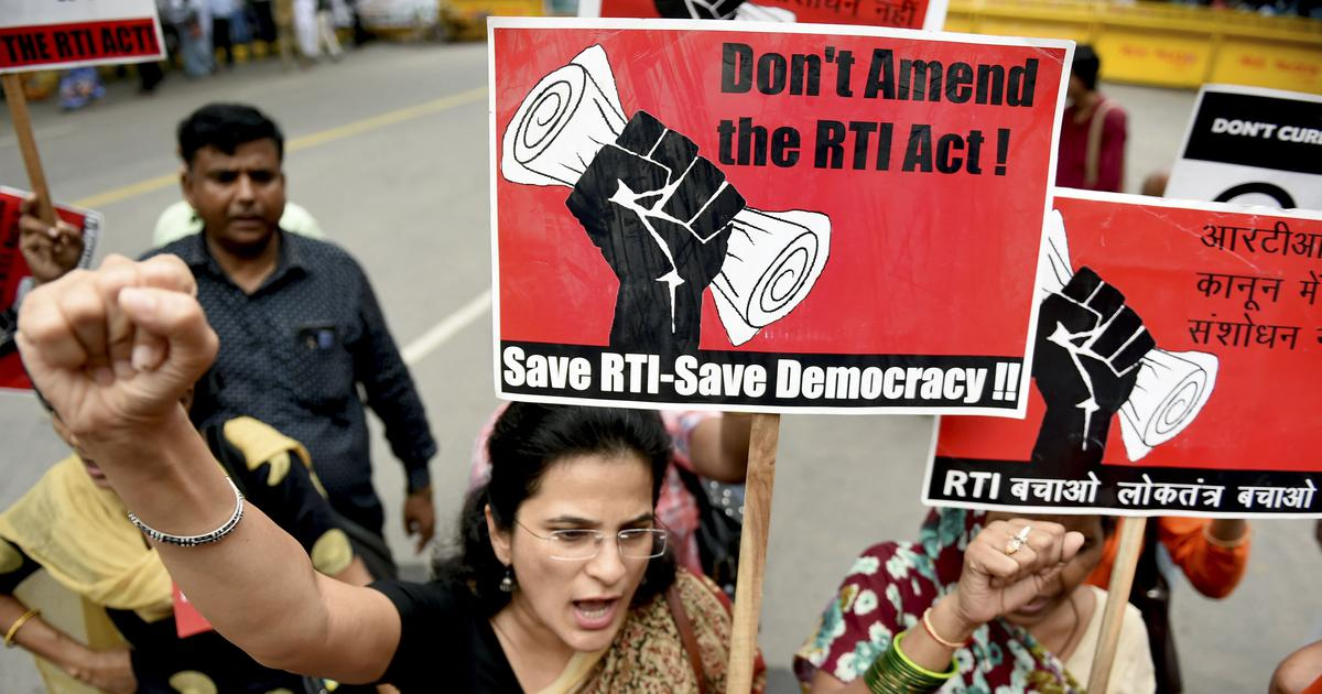 As attacks on RTI applicants continue, authorities must do more to bring perpetrators to justice