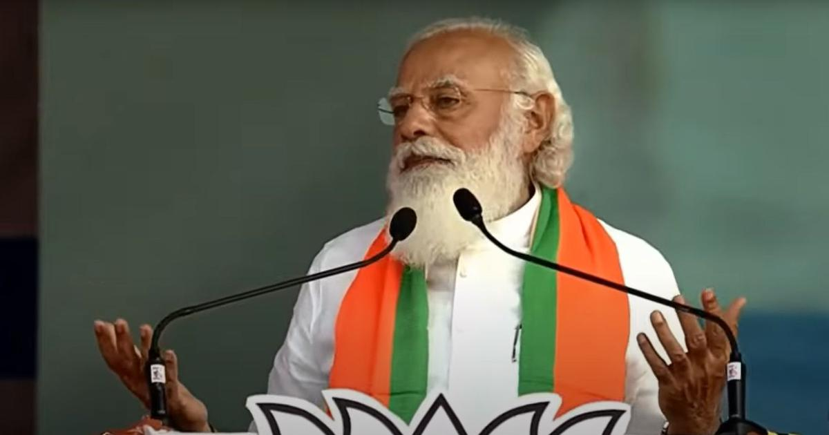 Narendra Modi's popularity fell from 66% to 24% in one year: India Today survey
