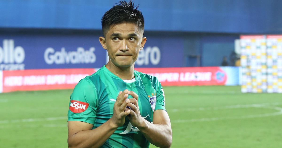 Indian football team captain Sunil Chhetri tests positive for Covid-19