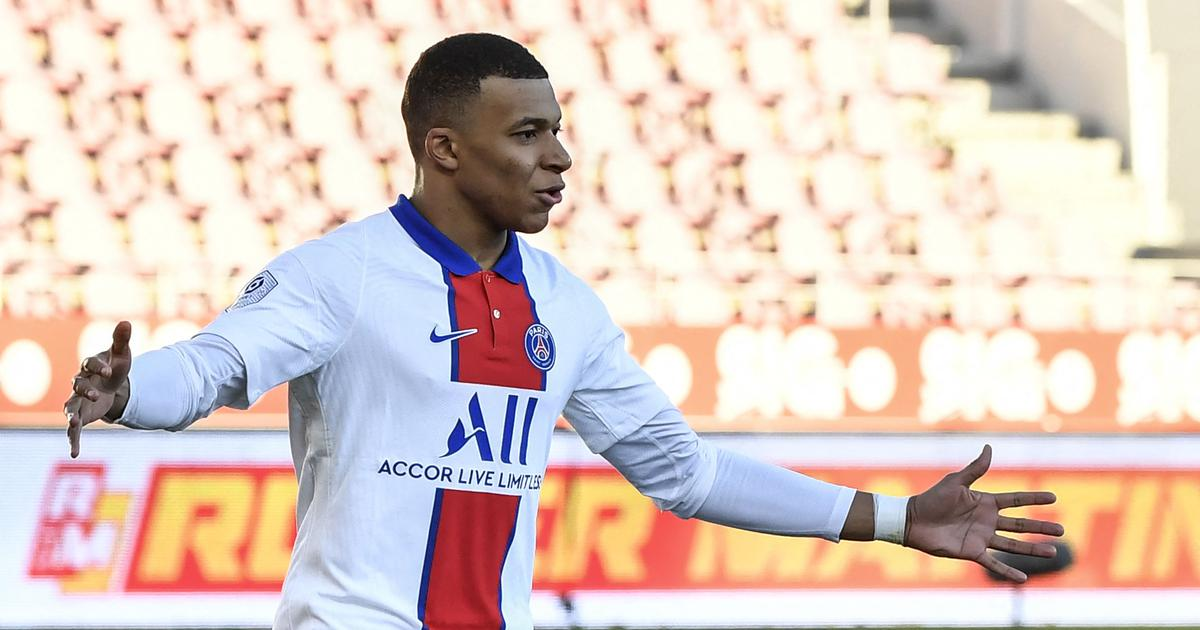 Ligue 1: Mbappe scores brace as Paris Saint-Germain keep the pressure on leaders Lille