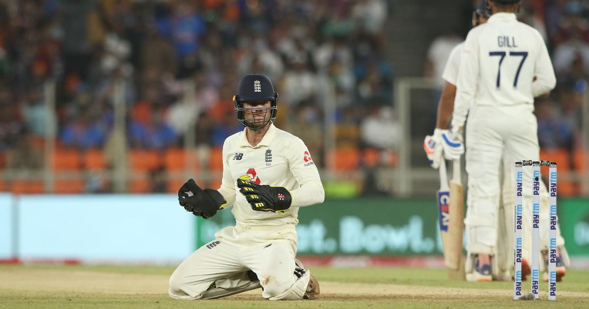 India vs England: The last two games are the hardest pitches I have kept on, says Ben Foakes