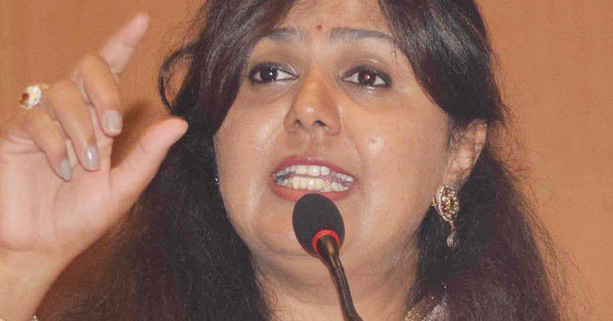 Maharashtra: Pankaja Munde removes BJP from Twitter bio after a cryptic post on 'future journey'