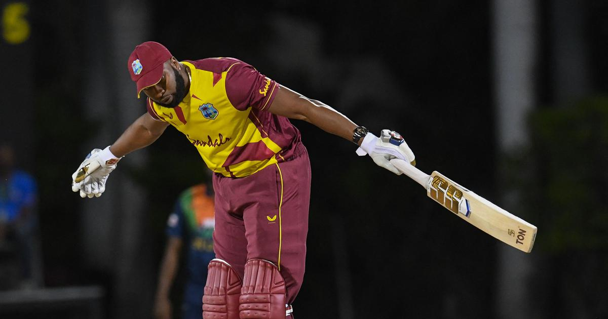 Watch: Sensational Kieron Pollard hits six sixes in an over off hat-trick man Akila Dananjaya
