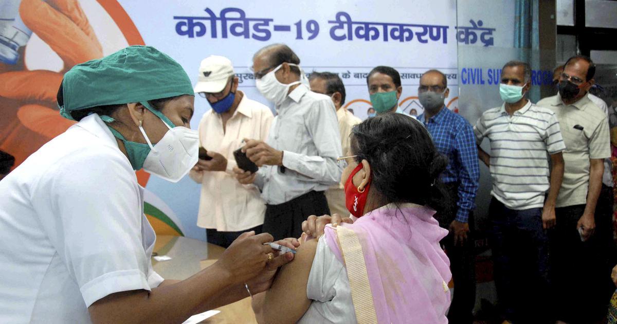 Coronavirus: India reports 17,407 new cases, Maharashtra accounts for  nearly 10,000 infections