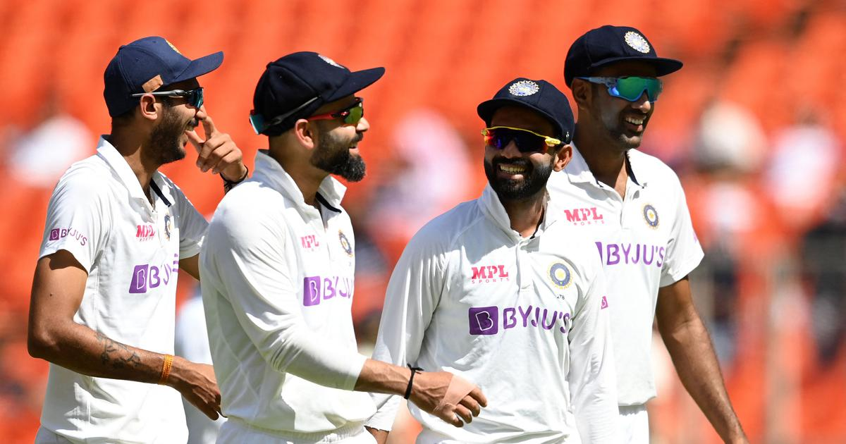 Fourth Test, day one: Axar Patel leads the charge again as spinners put India on top against England