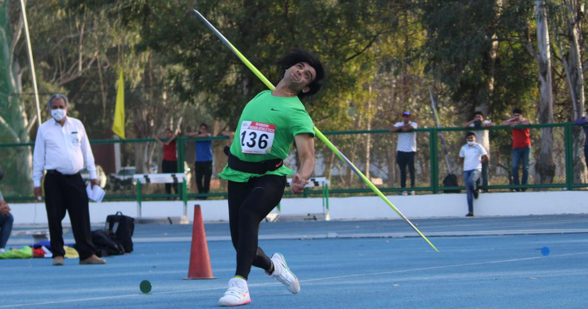 Aiming for more events, hope to make India proud in Tokyo: Neeraj Chopra after new national record