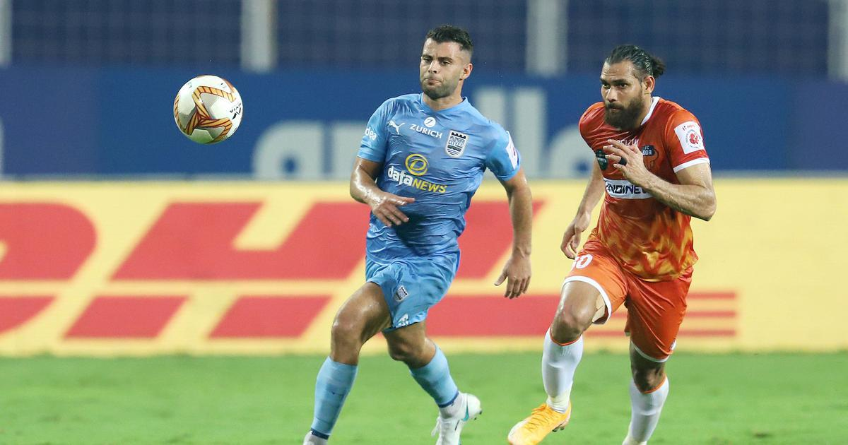 ISL semi-finals: In what was FC Goa's game, Mumbai City FC made their moments count