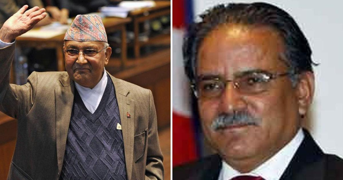 Nepal SC quashes formation of ruling NCP through merger of KP Oli and Prachanda faction