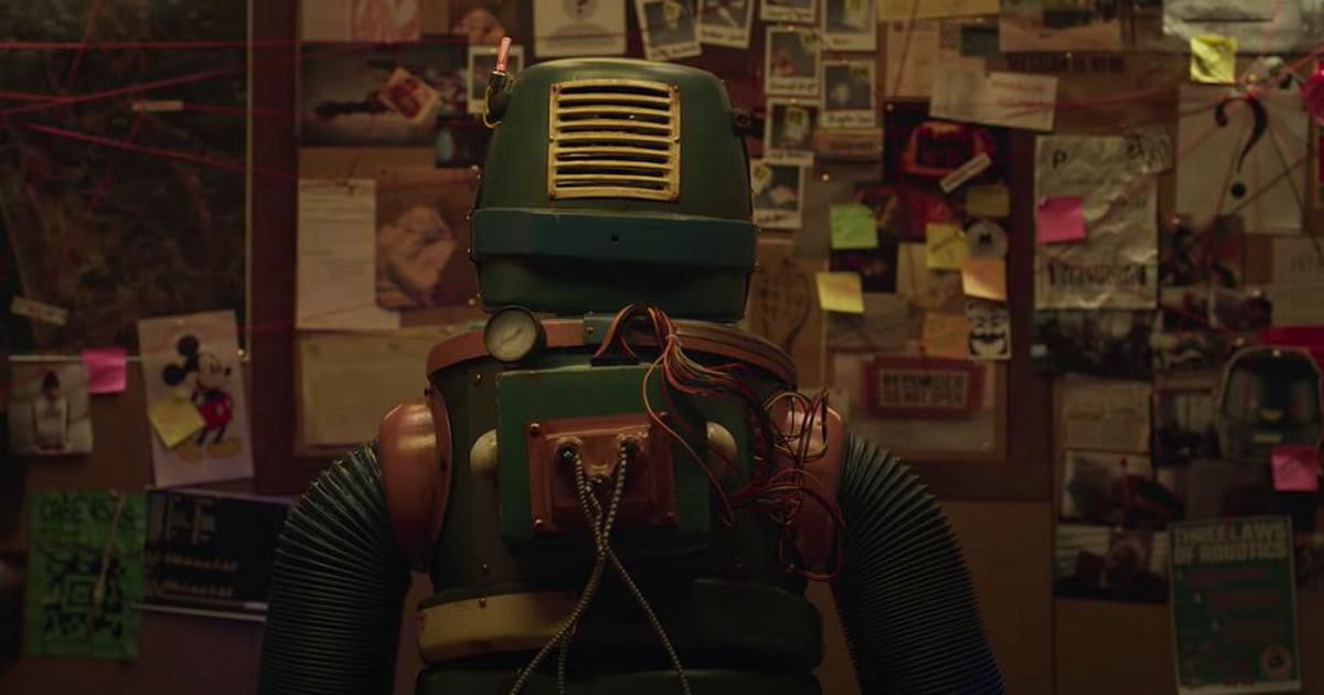 'OK Computer' trailer: In sci-fi comedy, a robot named Ajeeb gets involved with a murder