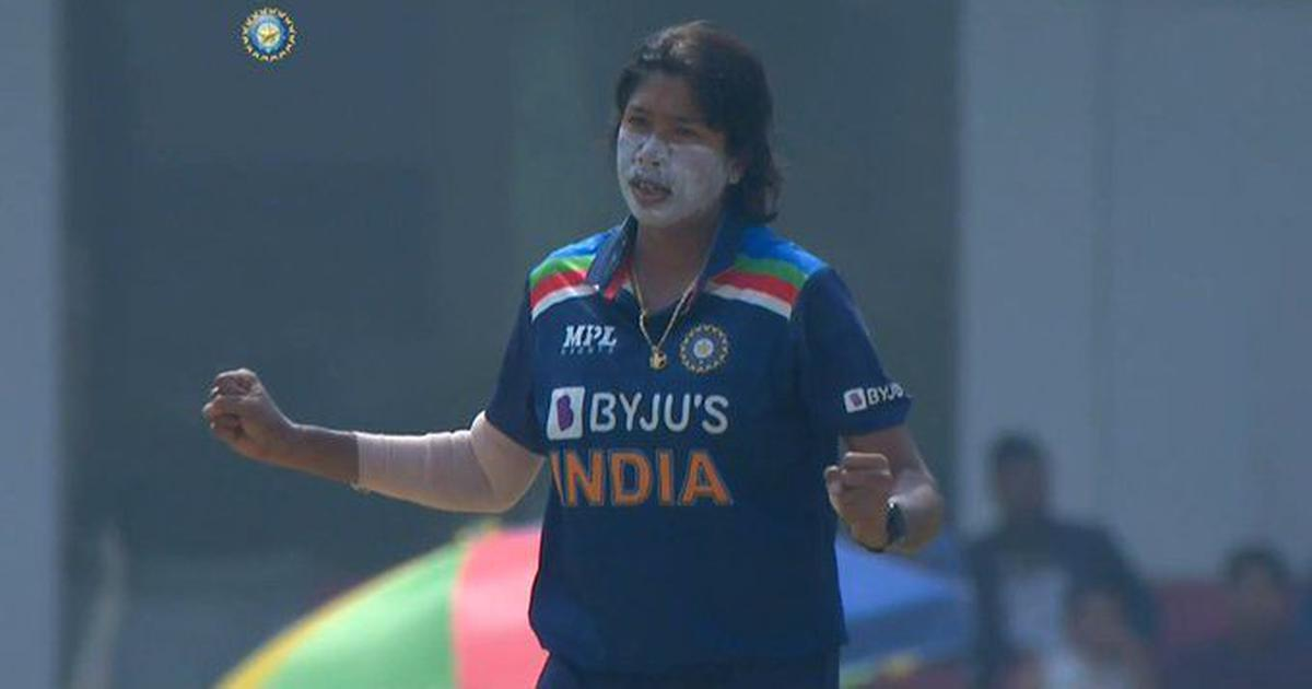 Second ODI: Goswami, Mandhana lead the way as India beat South Africa by 9 wickets to level series