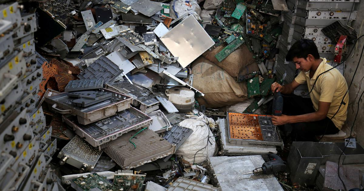 India has failed to recognise that its e-waste disposers may be poor but their knowledge is rich