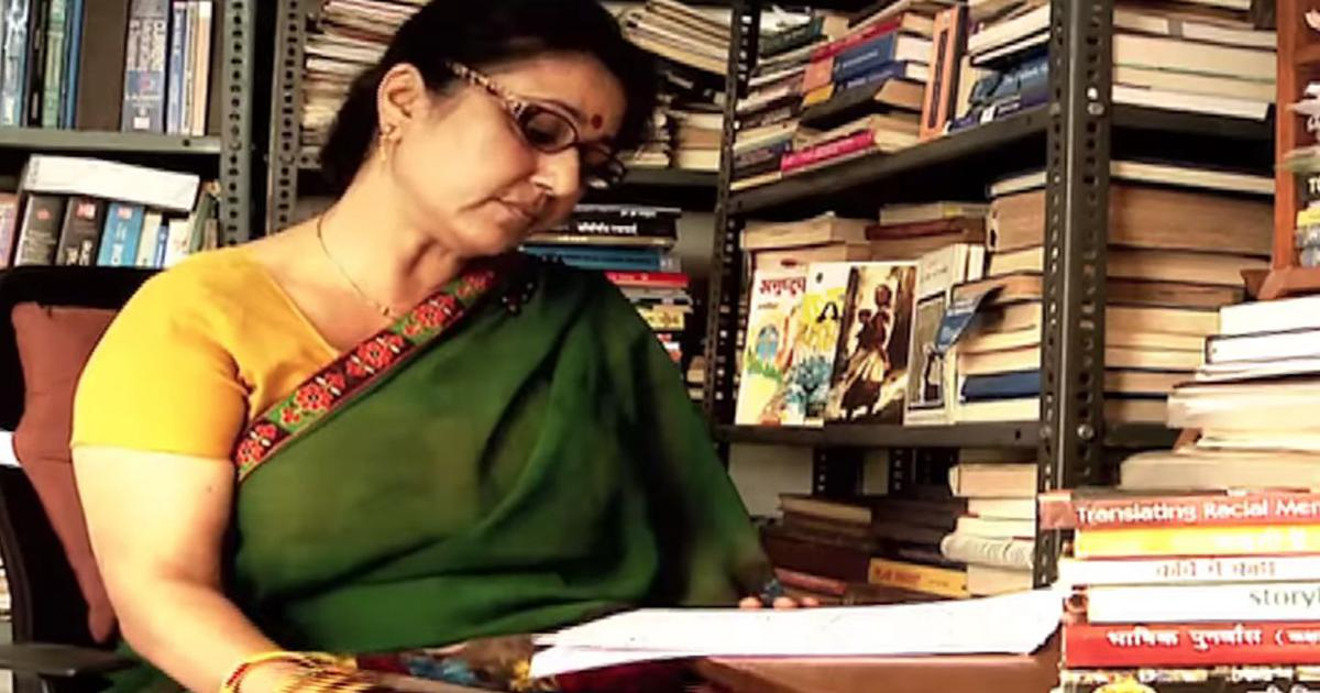 How the poetry of Anamika, winner of the Hindi Sahitya Akademi award for 2020, challenges patriarchy