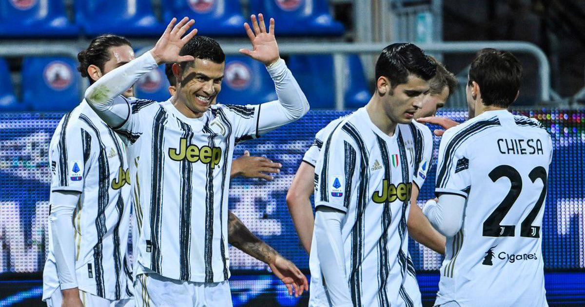 Serie A: Cristiano Ronaldo hit back at his critics with a quick-fire hat-trick