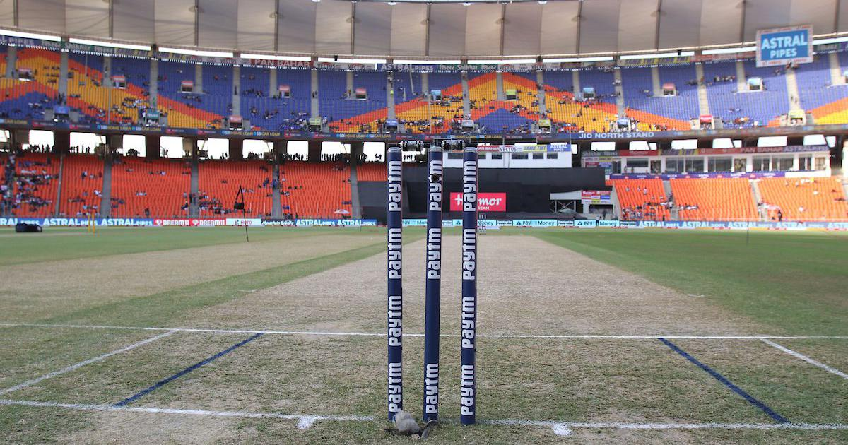 Remaining India-England T20Is in Ahmedabad to be played without fans due to rise in Covid-19 cases