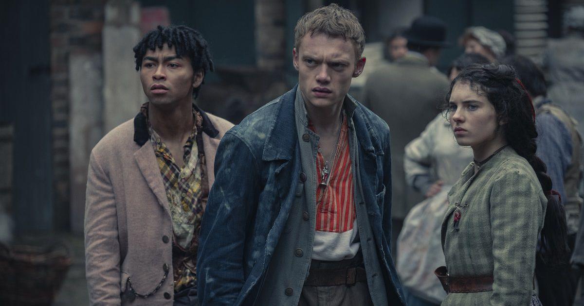 'The Irregulars' trailer: In new spin on Sherlock Holmes, teens solve supernatural crimes