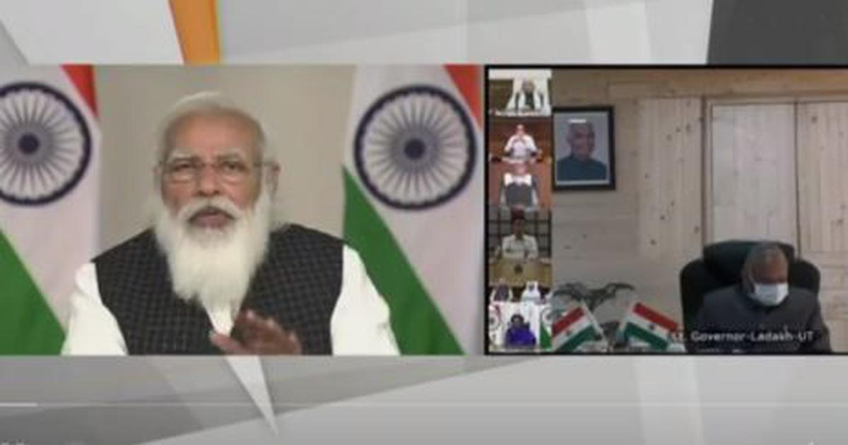 Covid-19: 'We need to immediately stop emerging second wave of pandemic,' Modi tells CMs