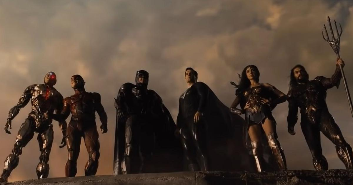 'Zack Snyder's Justice League' review: Superheroic visual effects to the rescue
