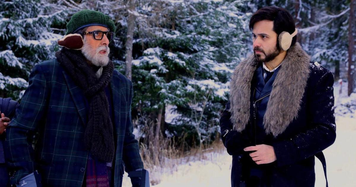 'Chehre' trailer: Amitabh Bachchan, Emraan Hashmi in crime thriller