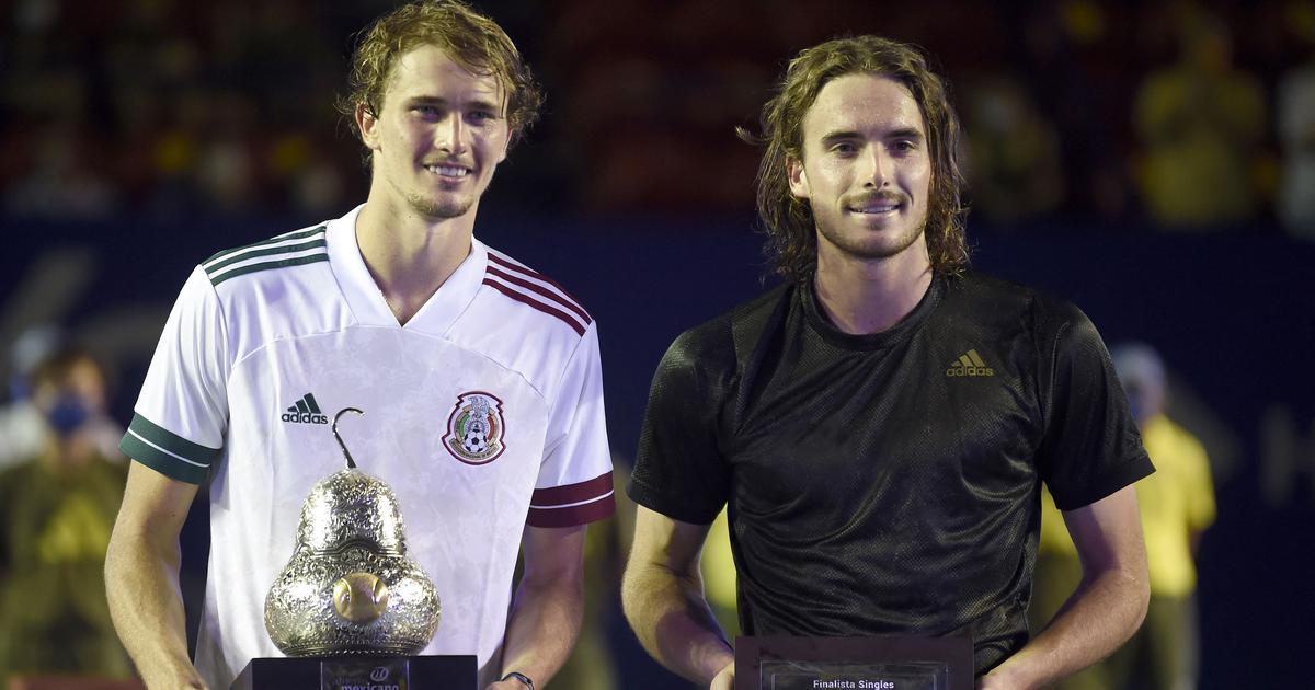 Tennis: Zverev beats Tsitsipas for Acapulco title, Karatsev lifts first ATP singles trophy in Dubai