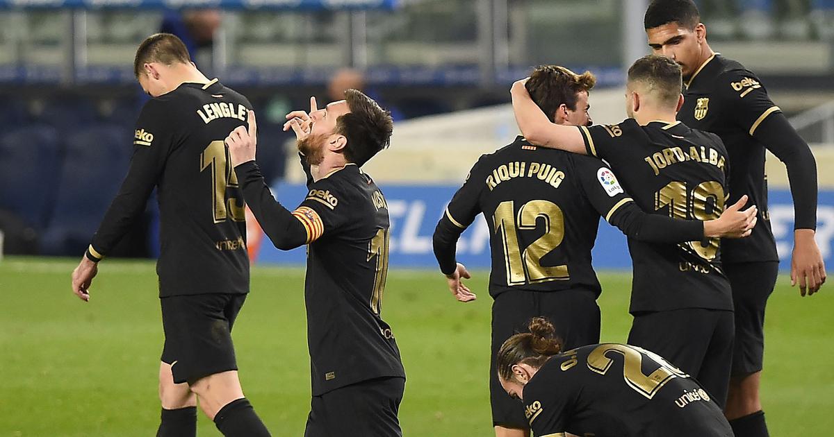 La Liga: Messi stars as Barcelona thrash Real Sociedad; Suarez helps Atletico Madrid edge out Alaves