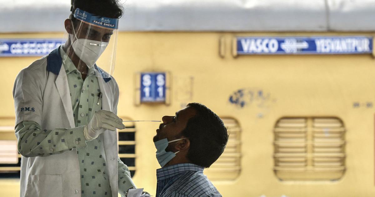 Covid-19: Karnataka makes negative RT-PCR report mandatory for people coming from Punjab, Chandigarh