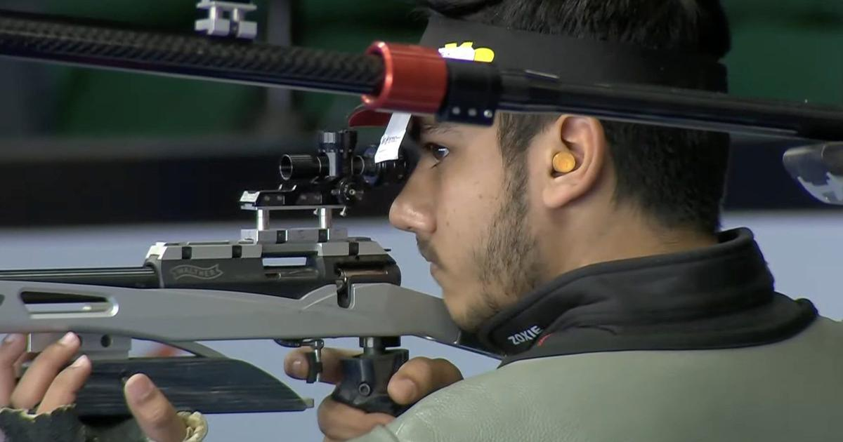 Shooting World Cup: Aishwary Tomar finishes sixth in 50m rifle 3 positions