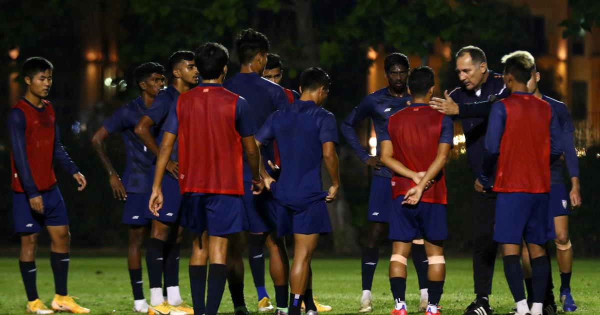 Indian football: Need to start from scratch after pandemic disrupted plans, says head coach Stimac
