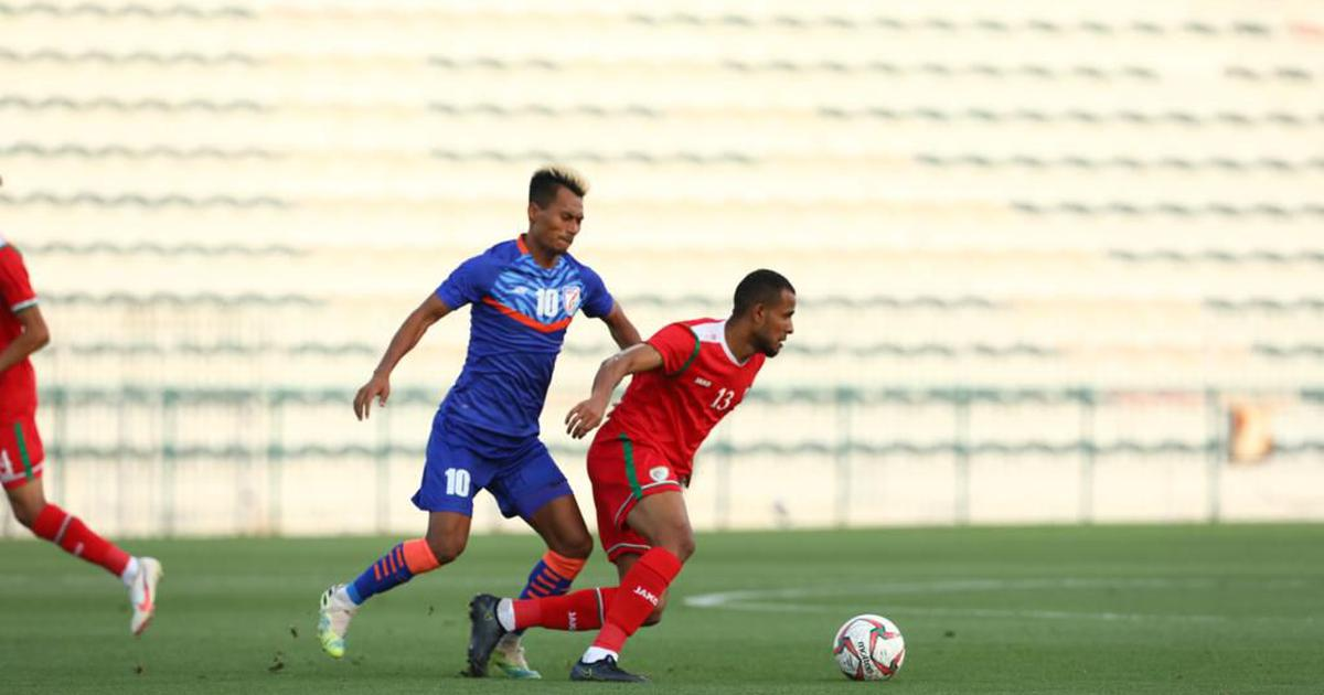 India vs Oman, international friendly, as it happened: India hold Oman after strong second half show