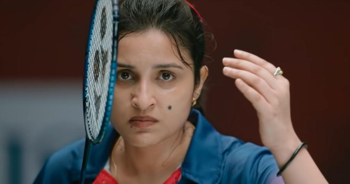 'Saina' movie review: Biopic of the badminton champion is better on the court than off it