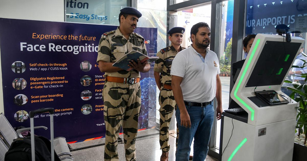 AI tech is increasingly being used by police worldwide. Here's why India needs to regulate it