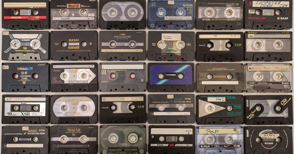 Audio cassettes are 'a bit rubbish', so why did their sales double during the pandemic?