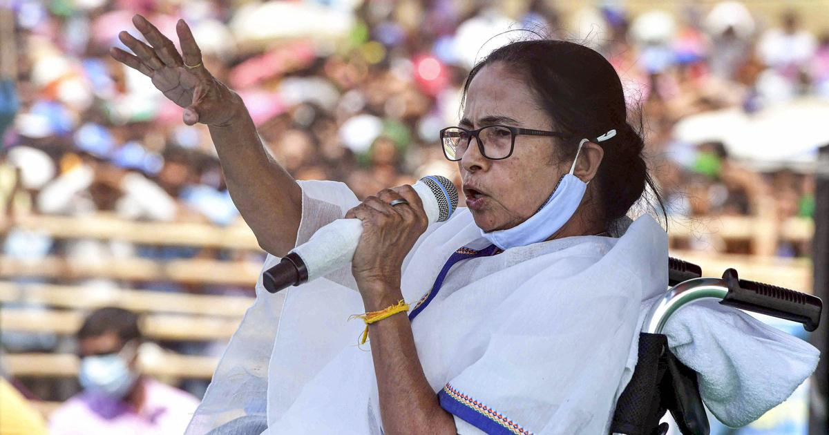 West Bengal: Mamata Banerjee appeals for peace amid reports of post-poll violence