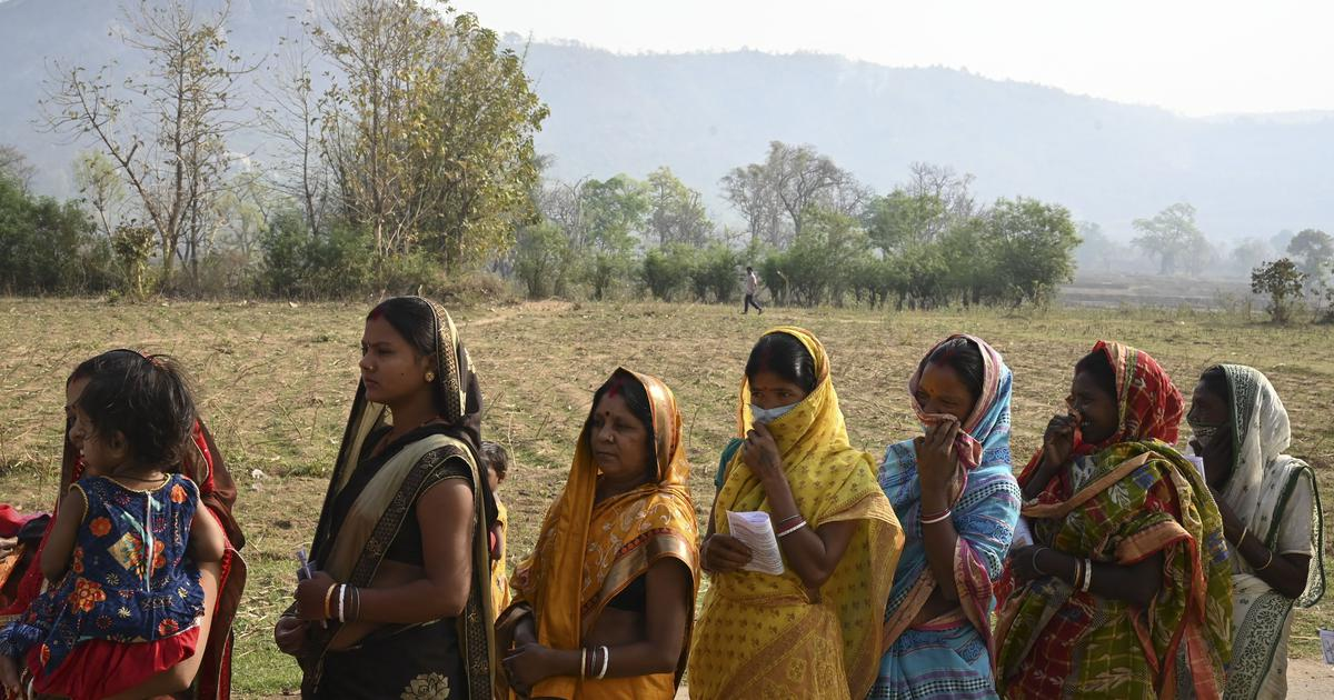 'Vote against divisive forces,' say politicians as polling continues in Assam, West Bengal