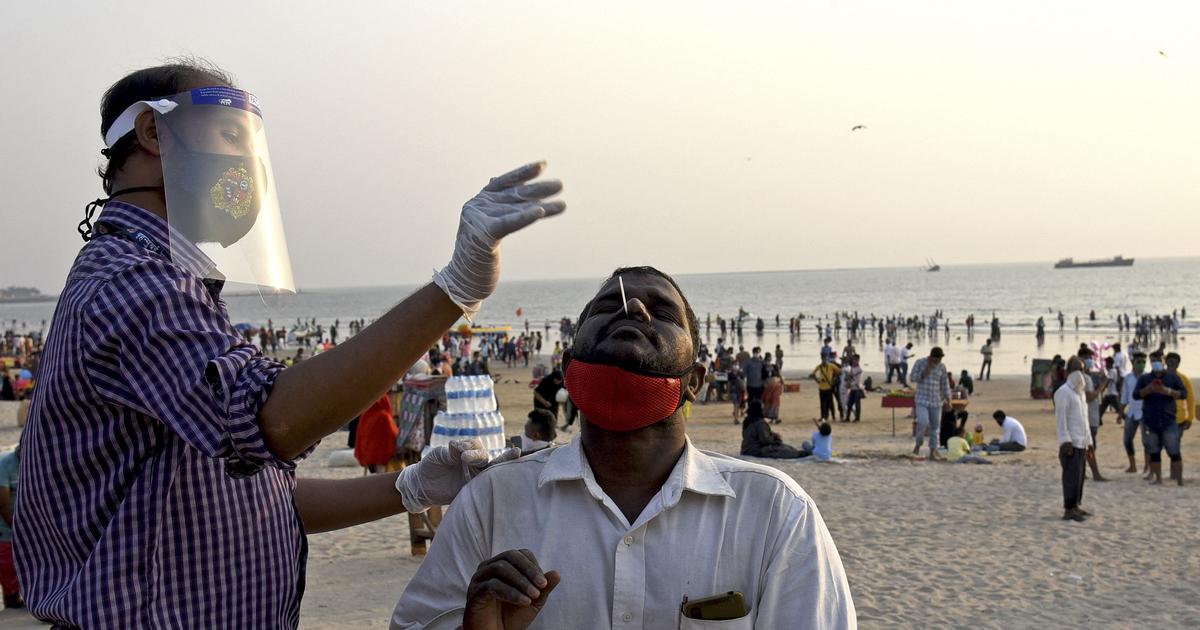 Coronavirus: Maharashtra's infection tally crosses 60-lakh mark, toll rises to 1,19,859
