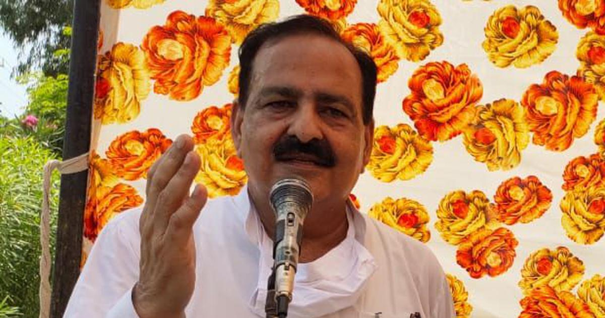 BJP MLA allegedly attacked by protesting farmers in Punjab town, CM condemns it