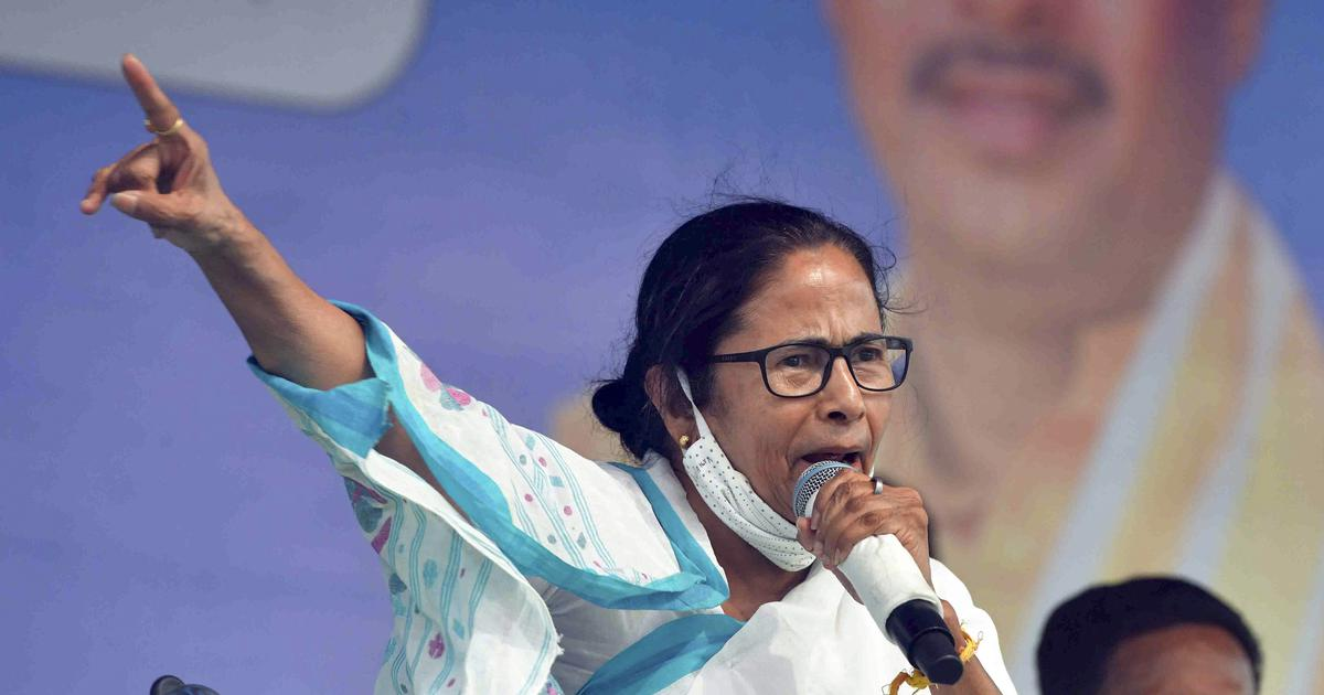 'BJP will get big rosogolla': Mamata Banerjee on Shah's claims of winning 26 of 30 seats in phase 1