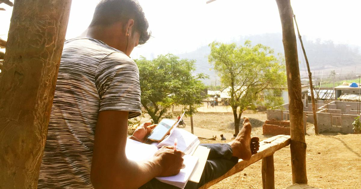 They made it to college. Despite all odds. But pandemic apathy is making Adivasi students drop out