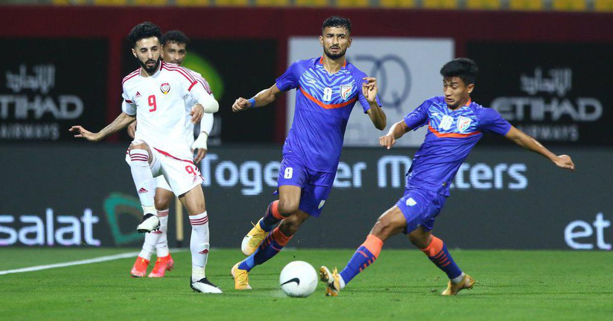 Data check: A look at the Indian men's football team's biggest losses