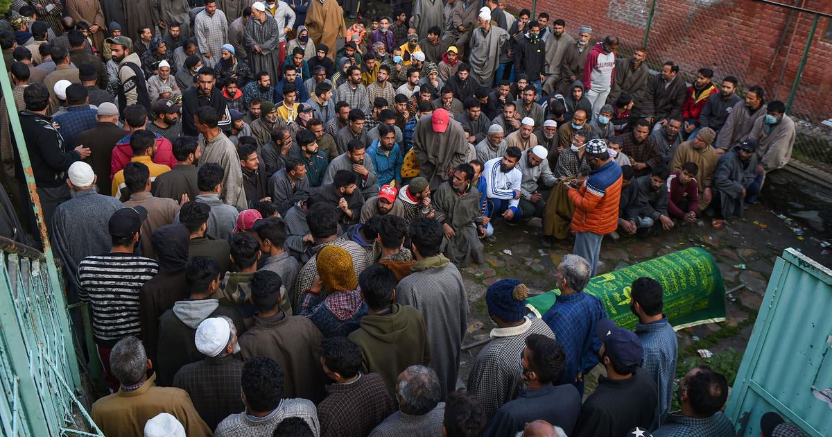 J&K: Municipal councillor injured in Sopore attack dies, toll climbs to 3