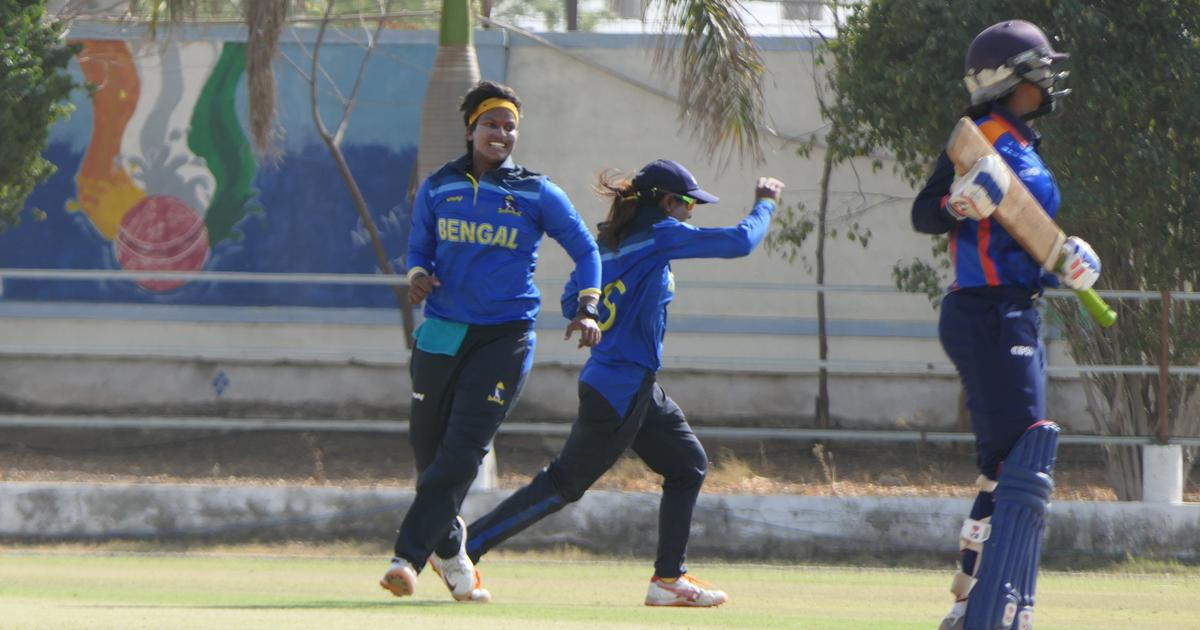 Senior One Day Trophy: Deepti Sharma stars for Bengal with all-round show, Andhra defeat Vidarbha