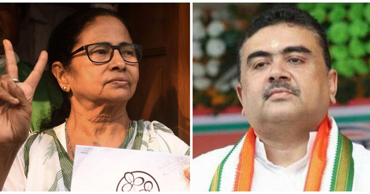 Nandigram result: HC issues notice to BJP's Suvendu Adhikari on Mamata Banerjee's plea
