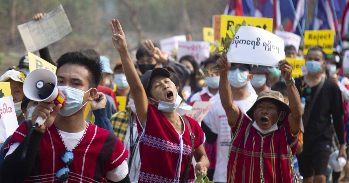 India condemns Myanmar violence at UN Security Council meeting; UN envoy warns of civil war
