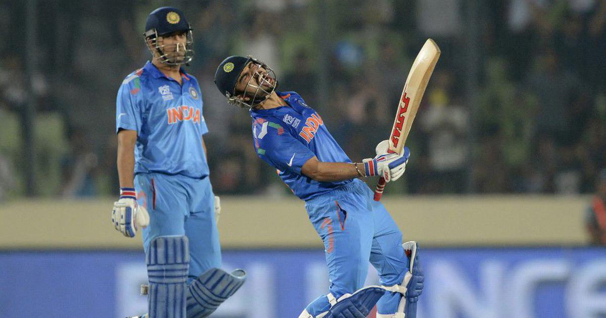 Watch: When Virat Kohli scripted a brilliant run-chase against South Africa in the 2014 World T20 SF