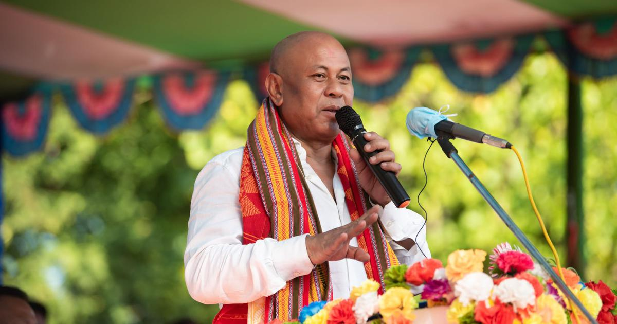 Will Hagrama Mohilary's popularity thwart the BJP's political calculations in Bodoland?