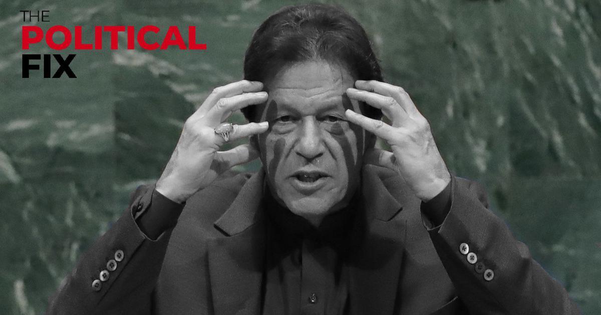 The Political Fix: After starting to thaw, India-Pakistan ties run into an Imran Khan U-turn