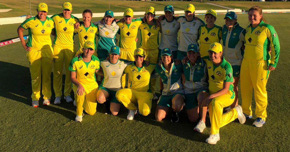 Unbeatable Australia: Incredible numbers behind Meg Lanning and Co's world record 22 straight wins