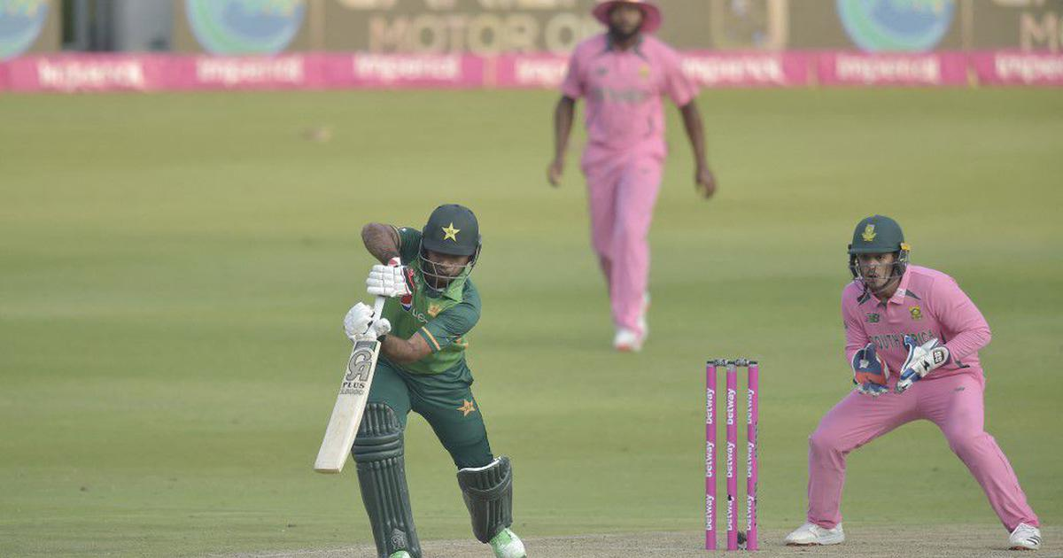 Watch highlights: Fakhar Zaman's sensational innings ends in defeat as South Africa level ODI series