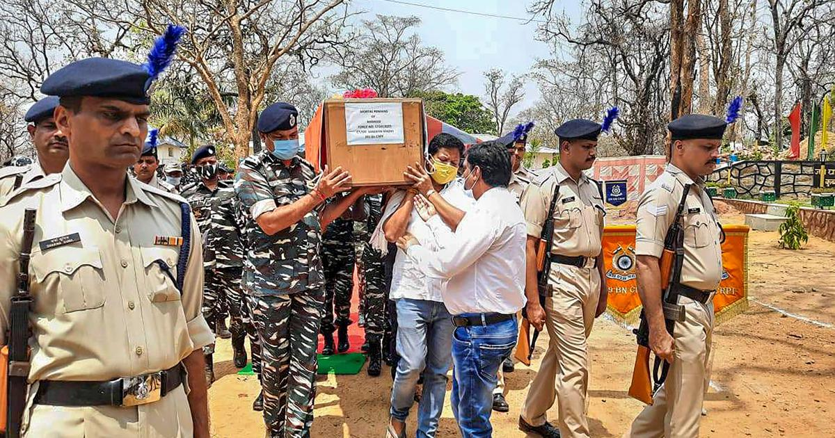 Chhattisgarh Maoist ambush shows leadership failure – both by security forces and the government
