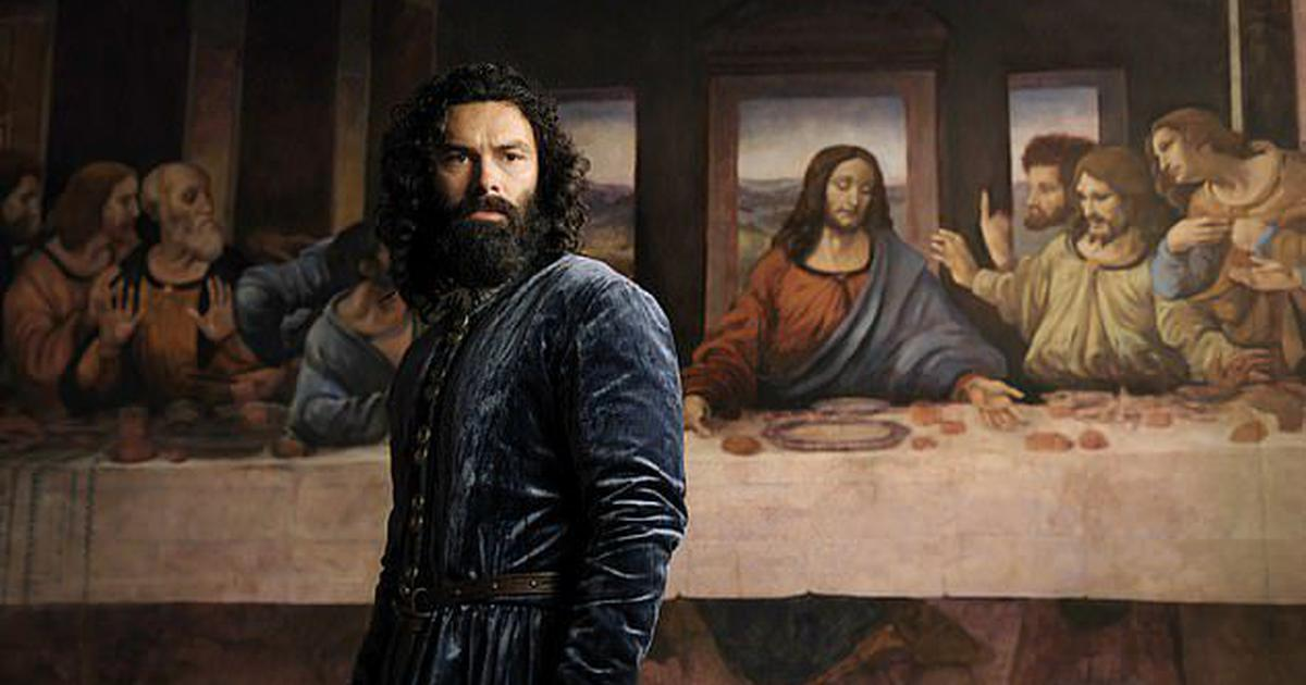'Leonardo' trailer: The artist and inventor is accused of murder in a new web series